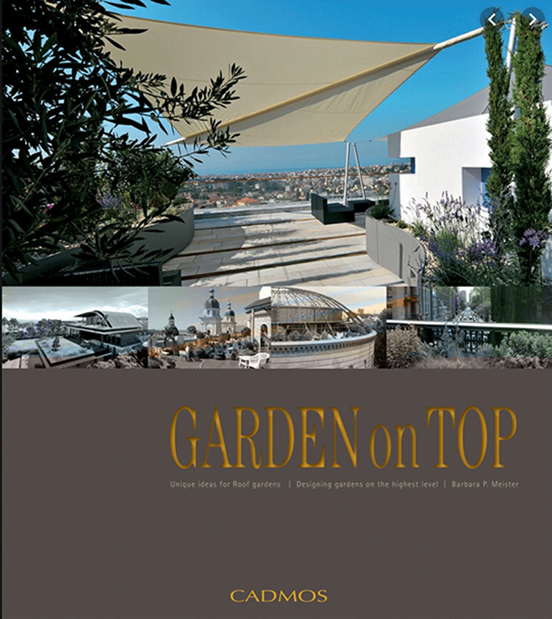 Cover: Garden on Top english Version