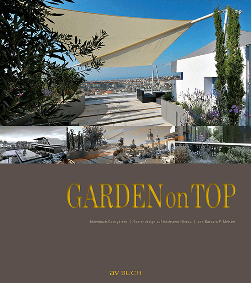 Cover: Garden on Top