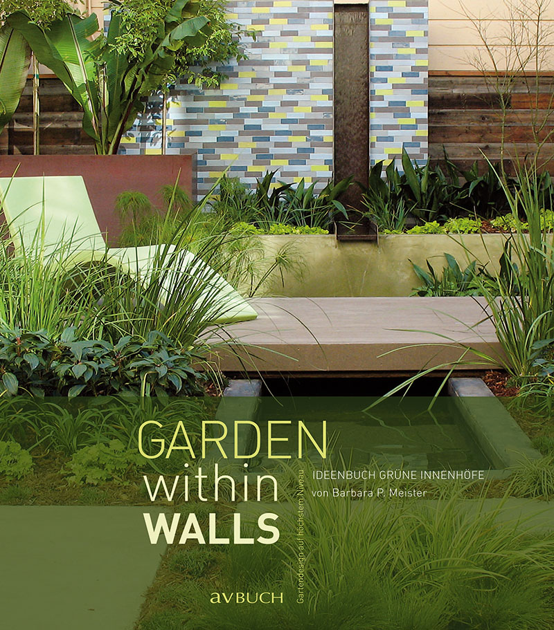 Cover: Garden within Walls
