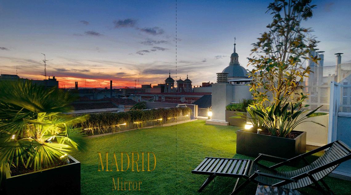 Garden Madrid by Fernando Pozuelo © Luis-Benolier